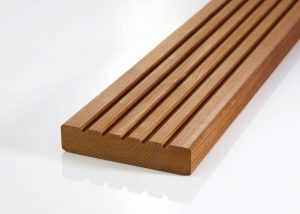Thermowood Decking Profile